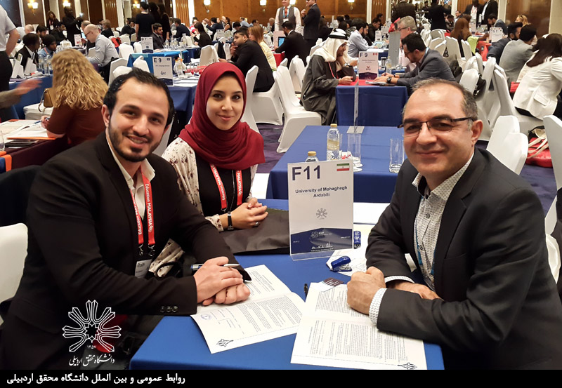 UMA attends ICEF's student recruitment agencies fair and workshops